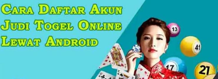 Tutorial Main Togel Online Android